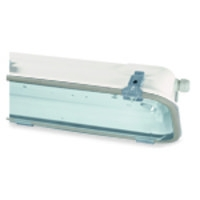 Stanless Steel/Glass Watertight Ceiling Lamp 3X36W IP66
