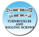 Turnbuckles, Rigging Screws & Terminals